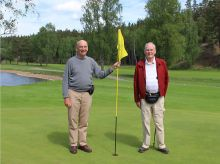 Historien om golfeleganten Frank Dyer