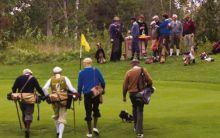 Svenska Golfhistoriska Sällskapet vann Anders Jansons Minne