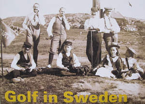 Golf in Sweden - a Brief History
