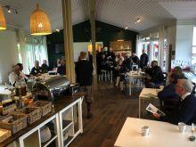 Höstmöte i Sörmlands vackra skärgård