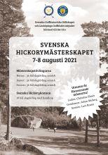 Svenska Hickorymästerskapet 2021