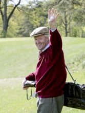 Göran Zachrisson, en av golfens största ambassadörer har idag lämnat oss.